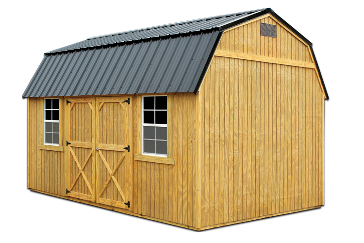 some uses for your old hickory shed